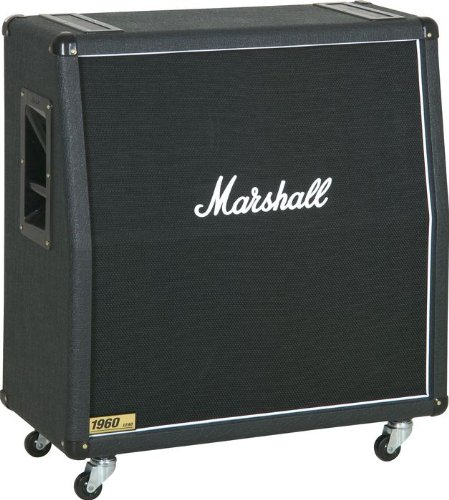 Marshall 1960 300W 4x12 Guitar Extension Cabinet 1960A Angled (4x12 Extension Cabinet)