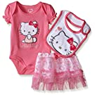Hello Kitty Baby Girls' Gift Set