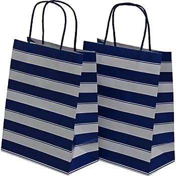 Amazon Com Road 5 25x3 25x8 Inches 25pcs Blue Stripes