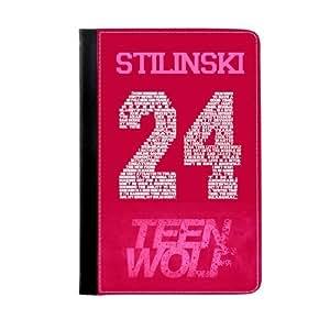 Teen Wolf Genim Stilinski Clothes 24 iPad Mini And iPad Mini 2 , iPad Mini Tablet Case with Strap Teen Wolf iPad Case by supermalls