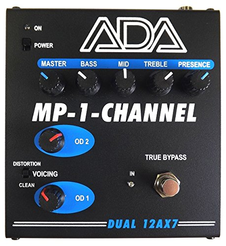 A/DA MP-1 Channel Preamp Pedal by ADA