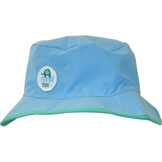 f18ba82b4f0af Image Unavailable. Image not available for. Color  Floppy Tops Ultra  Compact Reversible Sun Hat ...