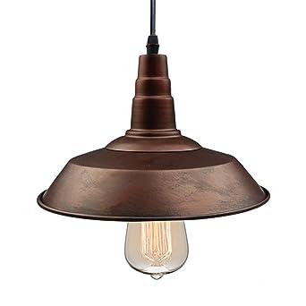LNC Bronze Pendant Lighting, Indoor Ceiling Lights Hanging Lamp ...