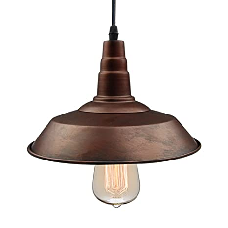 Superior LNC Bronze Pendant Lighting, Indoor Ceiling Lights Hanging Lamp For Kitchen  Island, Edison Industrial
