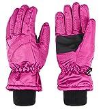 #10: Wantdo Women's Waterproof Insulated Winter Warm Ski Snowboarding Gloves