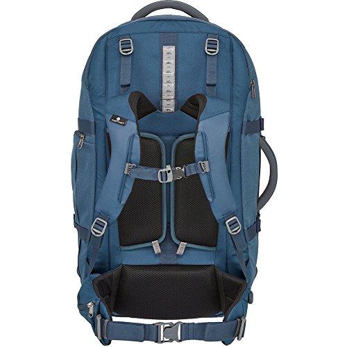 Eagle Creek Global Companion Travel Pack 65 Liter Women 66 cm Blau (Smokey Blue)