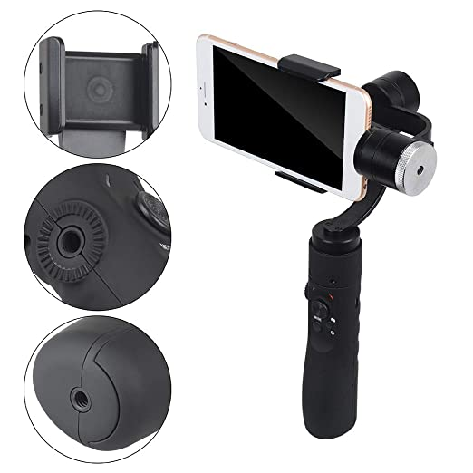 GMACCE Smooth 3-Axis Handheld Gimbal estabilizador w/Focus Pull ...