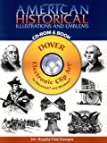 American Historical Illustrations and Emblems, Dover Publications Inc. Staff, 0486995119