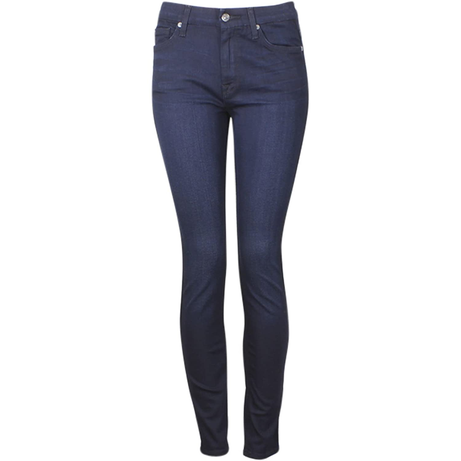 7 For All Mankind Women's b(air) HW Skinny Jeans