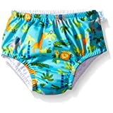 #8: i play..... Baby Boys' Snap Reusable Absorbent Swimsuit Diaper
