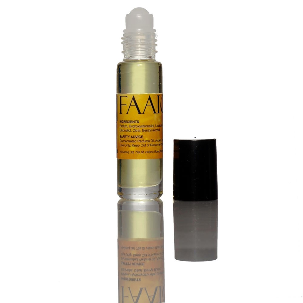 Faaiqah (French Collection) Perfume Oil for Women by Al Aneeq (10ml)