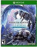Video Games : Monster Hunter World: Iceborne Master Edition - Xbox One Standard Edition