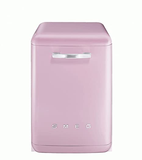 LAVASTOVIGLIE SMEG BLV2RO-2 anni 50: Amazon.co.uk: Kitchen & Home