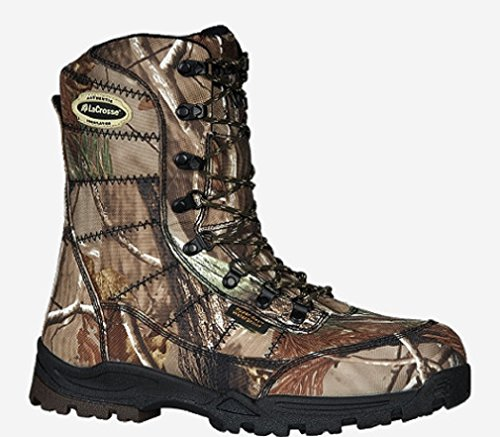 Lacrosse Men's Silencer Realtree Xtra 1000G Hunting Boot, Real Tree, 11 W US