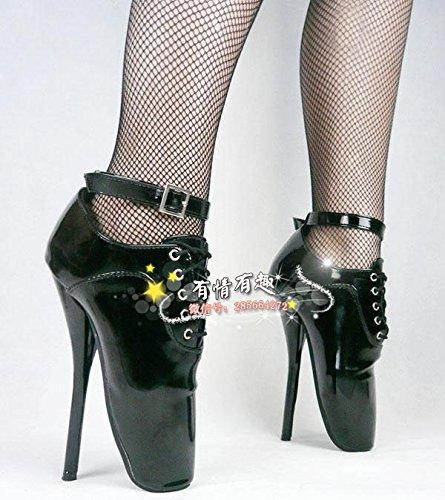 Ballett - auftritt heels in high heels auftritt 18 cm fashion show schuhe - 009193