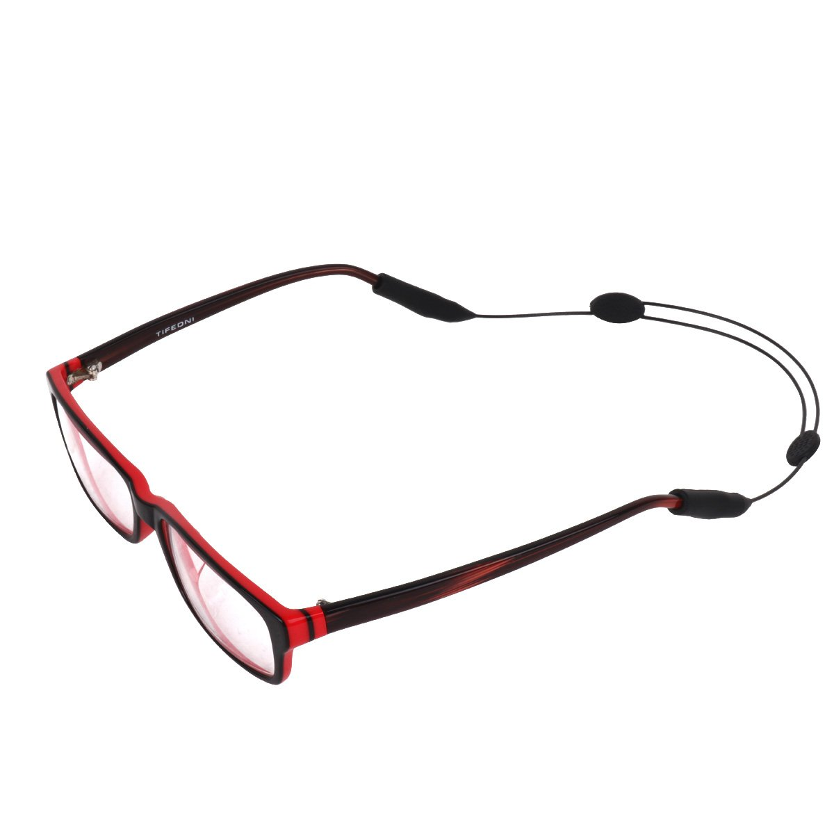 iEFiEL Home Reading Outdoor Activity Elderly Eyewear Retainer No Tail Sunglasses Strap Holder Adjustable
