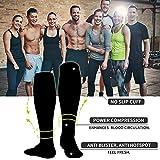 Laite Hebe brand women and men compression socks
