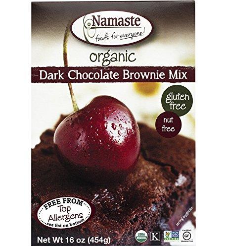 gluten free brownies - 1