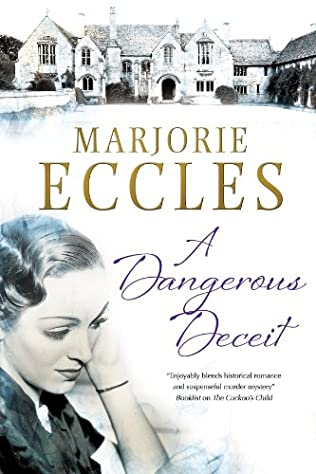 book cover of A Dangerous Deceit