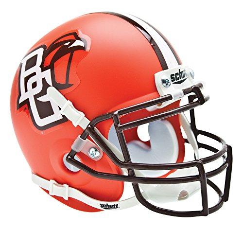 Schutt NCAA Bowling Green Falcons Mini Authentic XP Football Helmet, Classic