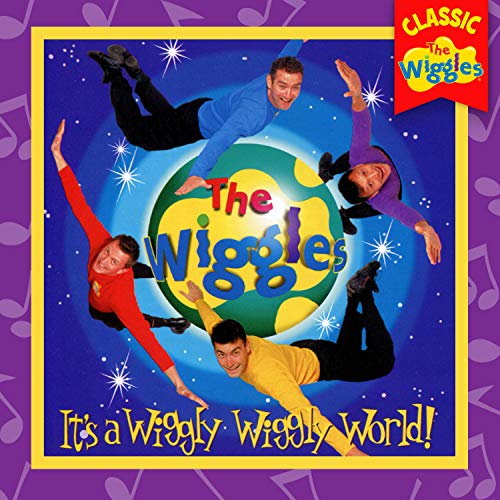 It's a Wiggly, Wiggly World! (Classic Wiggles) (The Wiggles Its A Wiggly Wiggly World)