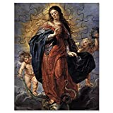 CafePress - Immaculate Conception - Jigsaw Puzzle, 30 pcs.