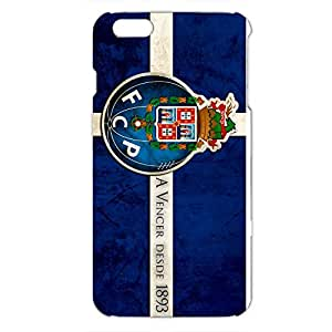 Plastic Phone Case,The FC Porto A Vencer Desde 1893 Club Series Iphone 6plus&Iphone 6splus,Protective Phone Case Cover