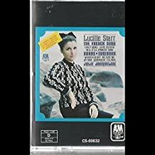 Lucille Starr: The French Song Cassette NM Canada A&M CS-69832