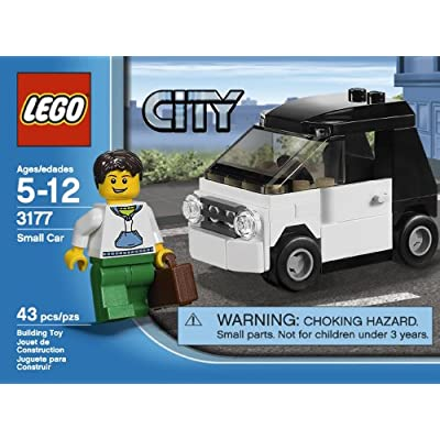 LEGO City Small Car (3177): Toys & Games