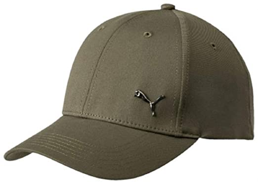 Puma Men s Baseball Cap (2126906 Olive Night Adult)  Amazon.in  Clothing    Accessories 2311a2c45044