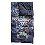 sleeping bag - Monster Jam Youth Sleeping Bag