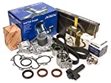 Evergreen TBK271MHWPACT2 Fits Toyota Pickup Tacoma 3.4L 5VZFE Timing Belt Kit AISIN Water Pump
