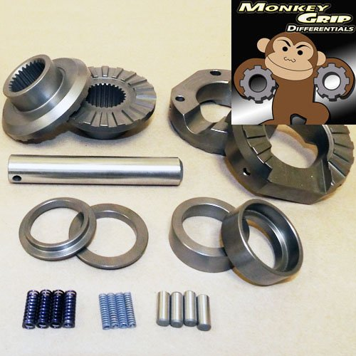 "MONKEY GRIP LUNCHBOX LOCKER - DANA 35 (SOME 93, 94+ ALL) FITS 1.5"" SIDE HUBS"