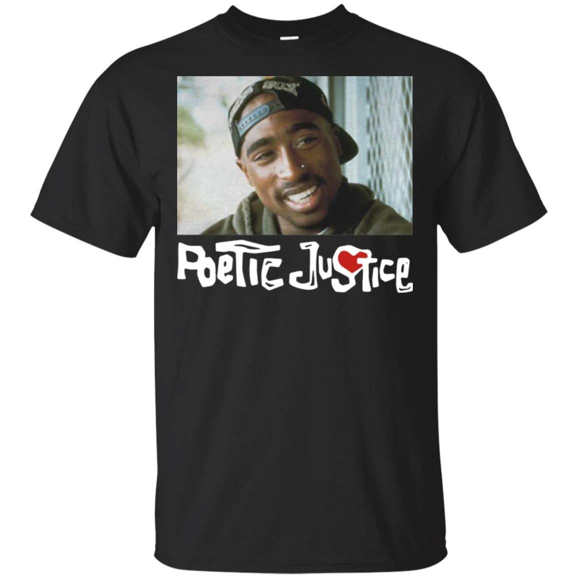 Tupac Shakur Poetic Justice T Shirt8211 9677