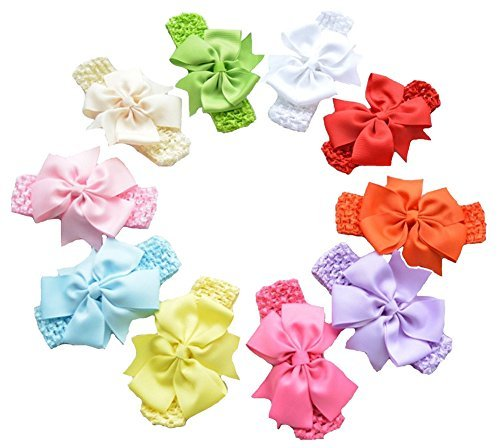 Qandsweet Headbands Accessories Newborn Toddlers product image