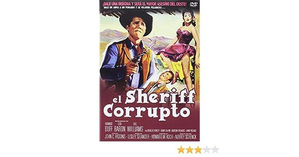 El Sheriff Corrupto [DVD]: Amazon.es: Howard Duff, Lita Baron ...