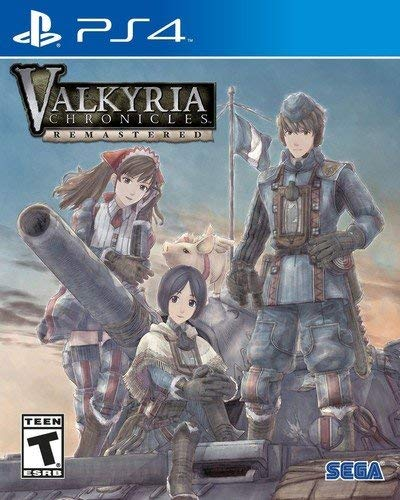 Price comparison product image Valkyria Chronicles Remastered - PlayStation 4
