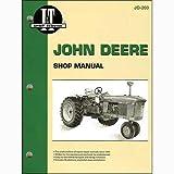 I&T Shop Manual Collection - JD-203 John Deere 4620 4620 4010 4010 3010 3010 5010 5010 3020 3020 3020 3020 4520 4520 5020 5020 4000 4000 4020 4020 4020 4020 6030 6030 4320 4320