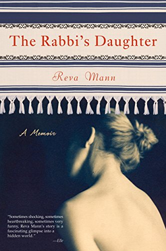 The Rabbi's Daughter: A Memoir cover