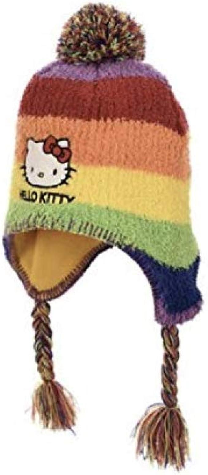 ragazza Hello kitty Cappello