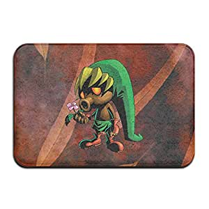 vdseht Legend The Legend Of Zelda Majoras máscara antideslizante Felpudo