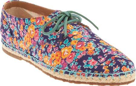 Print Liberty Up Sebago Women's Lace Tatum Oxford Darien vwqwHYxg0