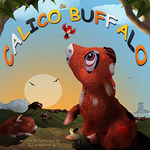 The Calico Buffalo