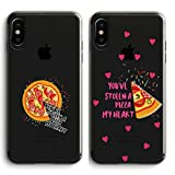 iPhone X Boyfriend Girlfriend Couple Matching Case-iPhone X - Best Reviews Guide