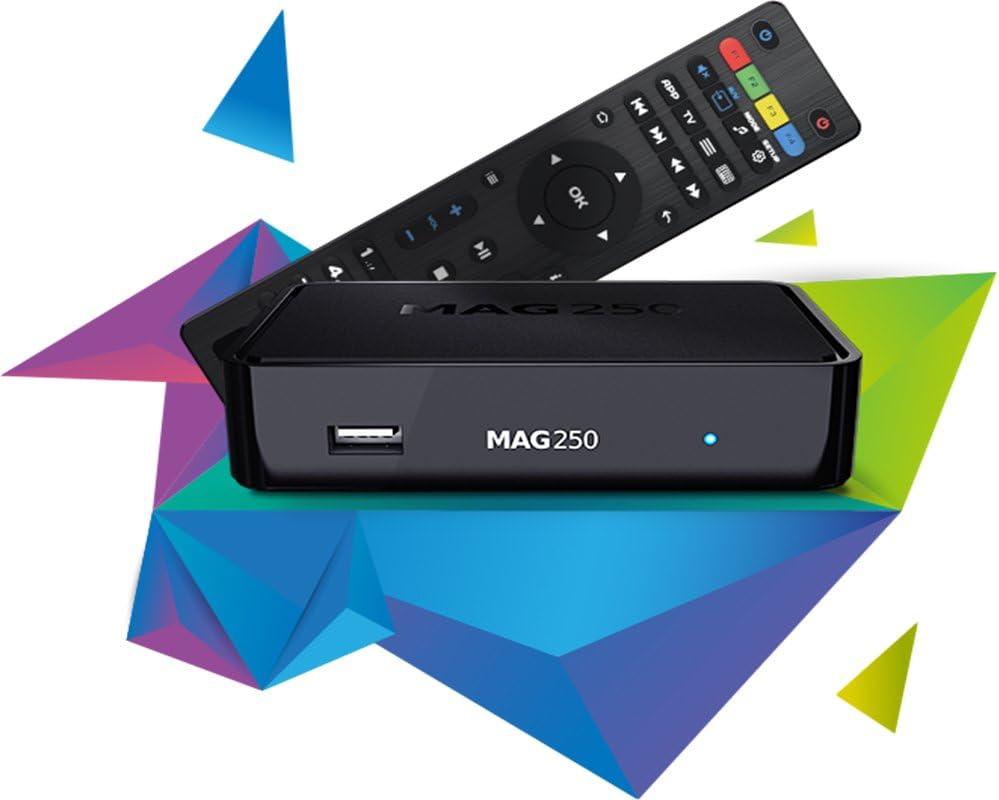 MAG 250 Micro HD IPTV Set Top Box Receptor de TV – El Protocolo de ...