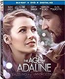 The Age of Adaline Blu-Ray + DVD + Digital HD