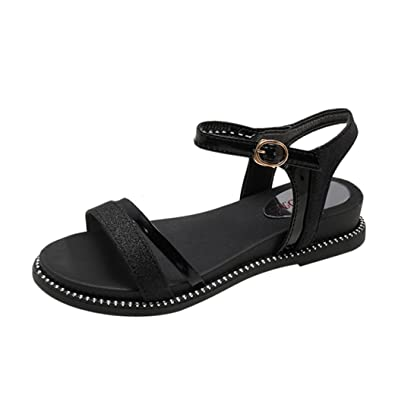 a52153f33e3d4 Ladies Flat Sandals for Women