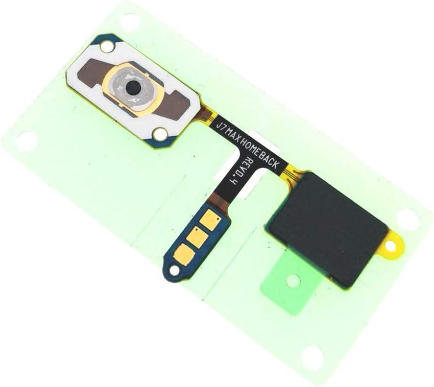 PHONSUN Home Button Flex Cable for Samsung Galaxy J7 2018 J737 Rev 0.4