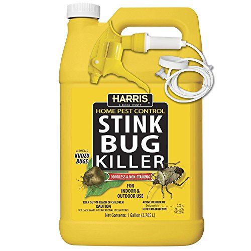 Harris Stink Bug Killer, Gallon Spray (Stink Bug Long)