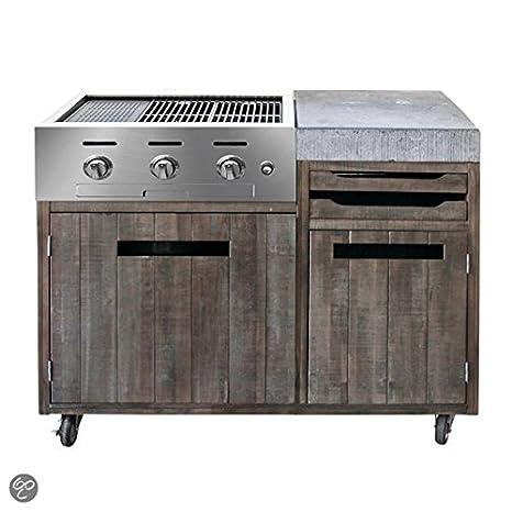 Cucina/Giardino, in cucina N. 1 griglia Modules esterne: Amazon.it ...